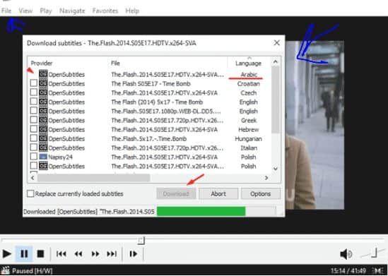 ميديا بلاير كلاسيك لتشغيل جميع صيغ الفيديو